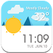 Daily Live Weather Widget εїз by