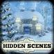 Hidden Scenes - Winter Wonder by Difference Games LLC