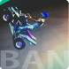 Big Air Nitro motorcycle by Wil Nash