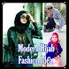 Modern Hijab Fashion Idea by Nephilim
