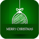 Green Christmas Photo Frames by Cadrefrm