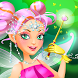 Flower Fairy Dress Up Game by Games For Girls