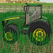 Village Farm Tractor Drive Sim by iPlay Studio