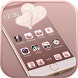 Rose gold diamond Theme by Beauty Themes Plus