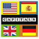 Guess Capital for Countries by Virgo Studio