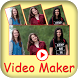 Photo Video Maker with Song by Zeepo Apps