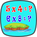 Times Tables Math Trainer FREE by Andela ICT