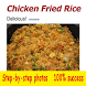 Chicken Fried Rice by Free Ebook Apps