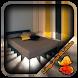 Modern Bedroom Ideas by Laguna Blade