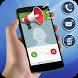 Caller Name, SMS & Battery Status Talker