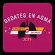 Debates en Asma 2016 by KitApps, Inc.