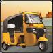 Tuk Tuk Rickshaw : Pick & Drop by Games Orbit