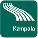 Kampala Map offline