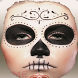 Halloween makeup wallpapers by devwaka