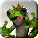 Royal Frog Live Wallpaper by Best Live Background