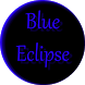 Blue Eclipse Launcher Theme by Train88