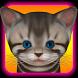 Cute Kitten - virtual pet cat by AkraSoft