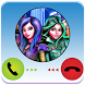 Fake Call From Descendants by ColoDevApp