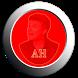 Denis Brogniart bouton AH !! by Appdeveloperpro