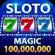 Sloto Magic - Free 777 Vegas Casino Slots
