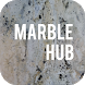 Marble Hub by Real Ideal Solutions