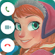 Fake Call From Anna by SafriLabs