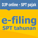 e-Filing Pajak Online by First Media Development