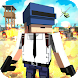 Grand Battle Royale Shooter Craft Survival