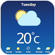 Best weather app-hourly forecast,daily weather by Sunstar App Studio
