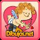 Saint Valentines Coloring Book by Factoría Virtual de Proyectos