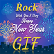 Make your Name on New Year GIF 2018 by Kshatriya Developers