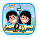 Hamad and Moza by Tareefa Ahmed Al Hallami