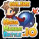 Ninja Hanabi Battle.io - Online