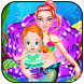 Mermaid Baby Born - Girls Game by iMobStudio™