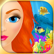 Mermaid Princess Beauty Salon by ModiFace