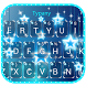 Sparkling Star Keyboard Theme by Input theme