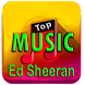 Ed Sheeran Lyrics Song by BAGOES