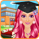High School Salon - Girls Game by Boo Boo Games