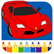 Cars Coloring by Caiman Apps