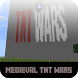 Map Medieval TNT Wars For MCPE by burapa tongmee