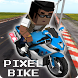Pixel Bike - Traffic Motor by PixelStar Games