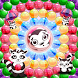 Raccoon Pop - Bubble Shooter by Match 3 Valentino