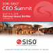 SISO CEO Summit 2016 by a2z, Inc.