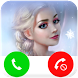 Fake Call From Princess Elsa by Cava Call Apps