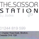 The Scissor Station by The Scissor Station