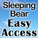 Sleeping Bear Easy Access by AuntJane