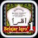 Belajar Iqro 1 by PPstar