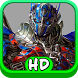 HD TF Optimus Prime Wallpaper by Mercurial Army