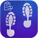 Pedometer Calorie Step Counter by hashmelon studios