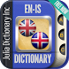 English Icelandic Dictionary by Julia Dictionary Inc